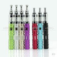 2014 best quality e cigarette x7 vv gripper at factory price