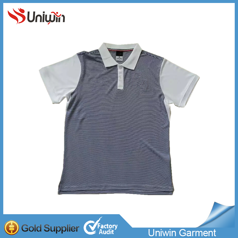 Customized Wholesale Comfortable Plain Soccer Polo Jersey