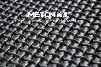 28mm Vibrating Screen Mesh for stone screen washing