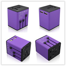 Universal Best Selling World Travel Adapter Electronic Gadgets New for 2015