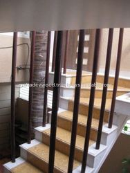 Modern Staircase Railing, Modern Stairs Design At Least Rate