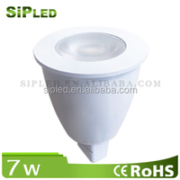 ETL Approved E27 E26 B22 Dimmable or Non Dimmable led spotlight gu10 7w led spot light