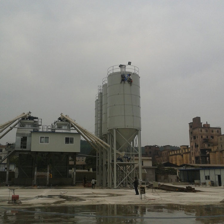 As storage bunker hot sale on Alibaba price mobile cement silos for 250 ton used