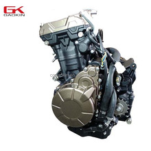 500CC Inline Two Cylinder Motorcycle Engine