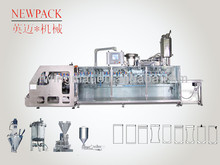 retort pouch HMK1600 sauce packing machine