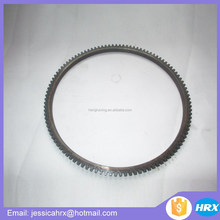 Engine spare parts flywheel ring gear for Daewoo