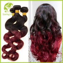 Young Lady Fashion Black Hair Pieces Crochet Braids with Human Hair
