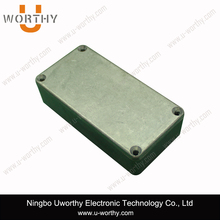 Small Aluminum Box, Square Aluminum Box, CNC Machined 1590G Box Hammond Box