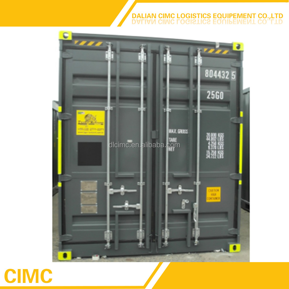 High Quality ISO New 40 Feet High Cube Container