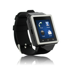 S6 Smart Watch Android 4.0 MTK6577 Dual core 1.5 Inch WCDMA GPS android watch, Bluetooth Watch