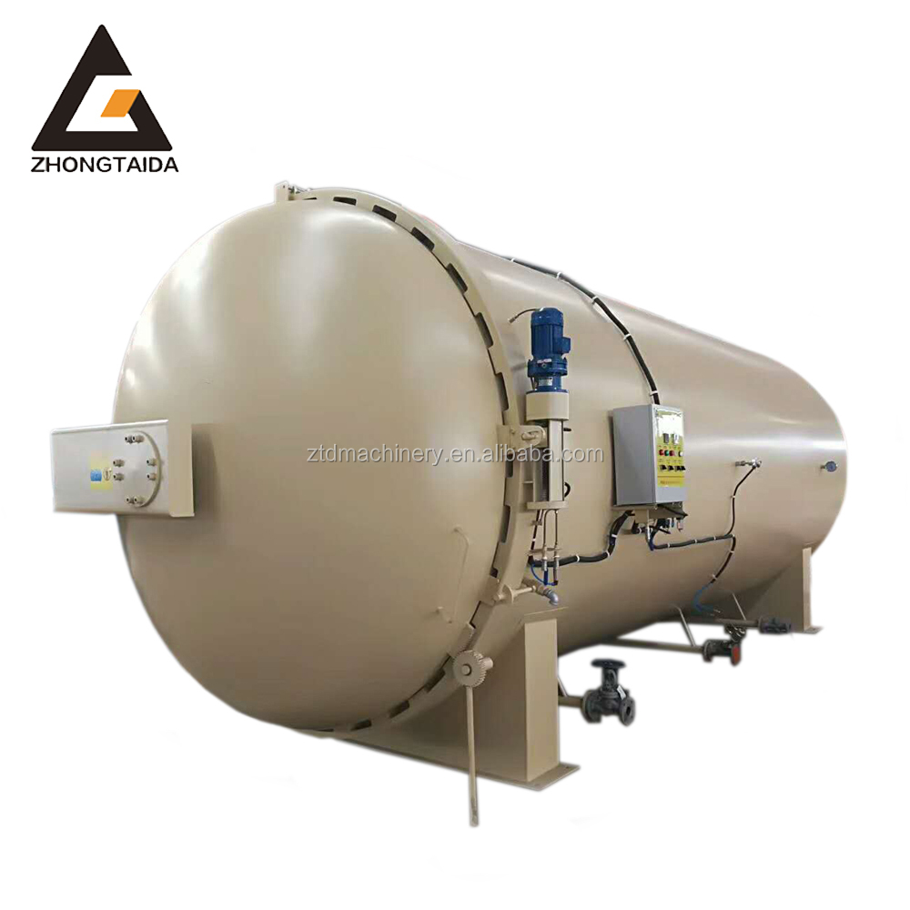 Pilot Tyre Renew Composite Autoclave For Sale