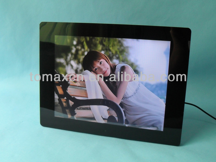 multifunctional Digital photo picture frames for promotion gift