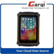 Industrial grade IP66 rugged 7'' Quad-Core RFID/NFC Android Tablet PC