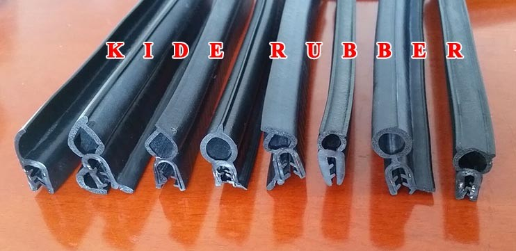 Good Quality Rubber Weatherstrip Pinchweld Seal For Doors