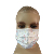 Disposable PM2.5 face mask with bear cartoon printing for adult
