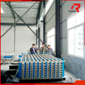 lightweight panel production line hollow core wall board making machine