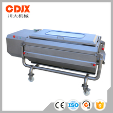 Good Performance Large Capacity Potato Chip Peeling And Slicing Machine