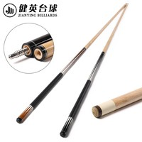 Handmade snooker cue with good prices factory inflatable pool table
