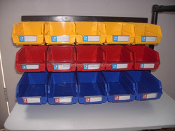 Strong Spare Parts Plastic Storage Boxes & Bins