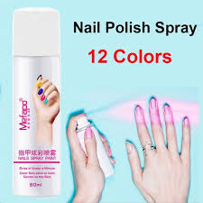 Factory Price OEM Wholesale Custom Nail Spray Polish