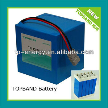 Smart energy design!!12V BATTERY PACK for golf trolley