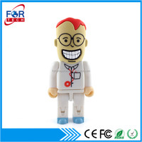 Hot Seller Cute Doctor/Surgeon/Physician/Nurse USB 2.0 For Promotion Good Quality Safety USB Stick