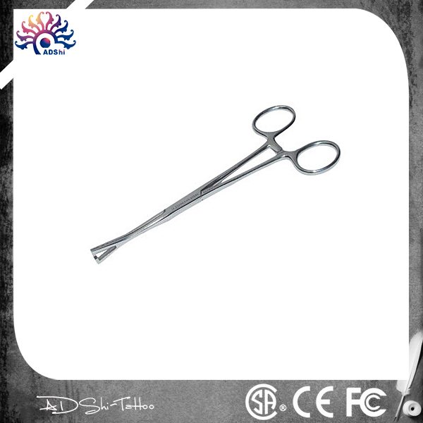 Hot sale! EO gas sterilized package Disposable Slotted PenningTon Forceps