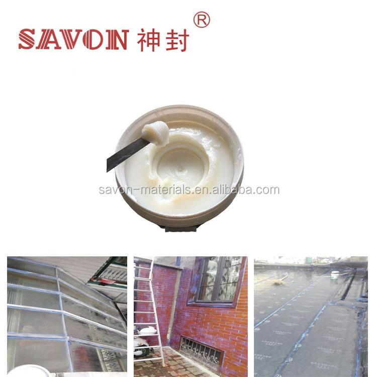 Acrylic Polymer Anti-fouling Coatings Liquid Latex Waterproofing Paints
