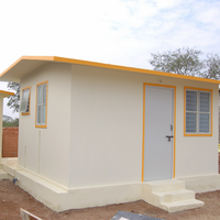Low Cost Modular Design Prefabricated House