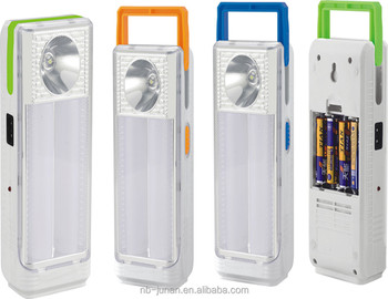 JA-1961 Portable led light With two tube light