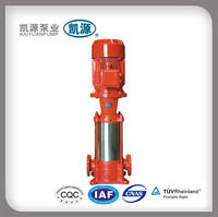 XBD-I 304 SS Water Pump Multistage For Fire Water Supply