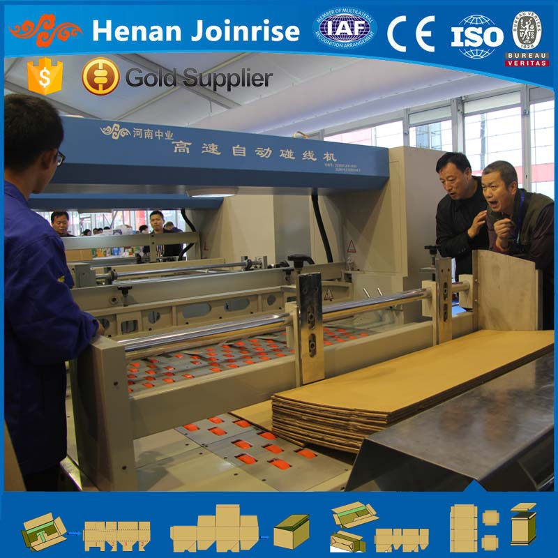 Lai Chau carton box making machine prices