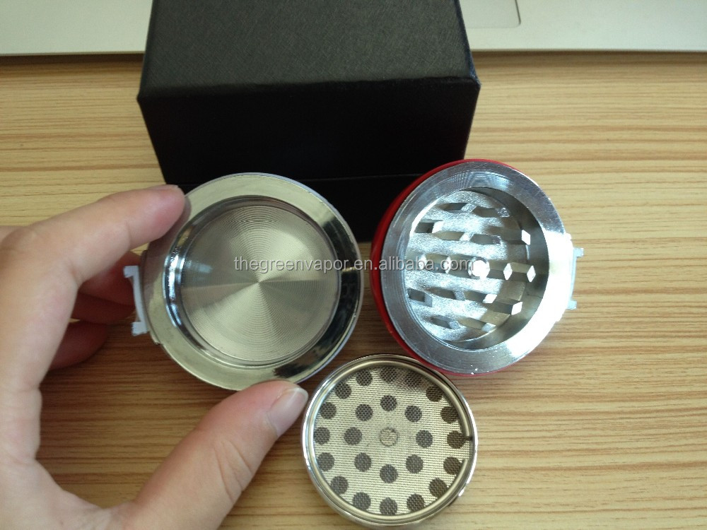 ABS and zinc alloy pikachu herb grinder, high quality weed grinder