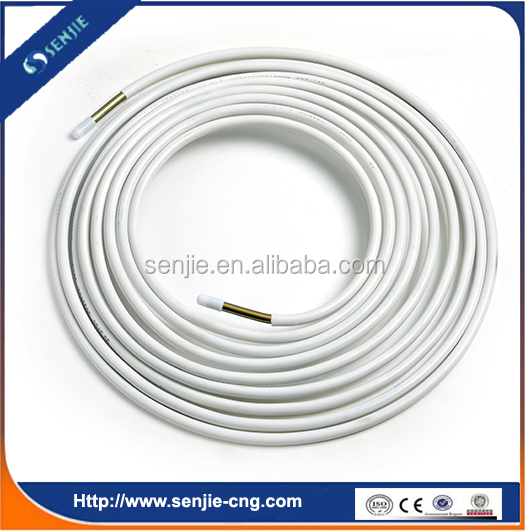 CNG pvc pipe price lpg for car fuel system