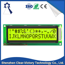 China supplier sales low cost 16 chars x 2 lines character lcd display module