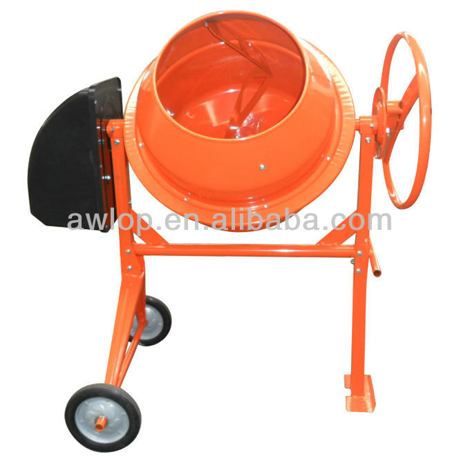 550W NEW LARGE ElECTRIC CEMENT CONCRETE STUCCO MIXER 1/2 HP NICE LOOK -CM70