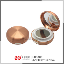 Water plating Wire drawing process Vacuum air cushion BB/CC cream Powder Blush plastic Case BOX Cosmetic Makeup Packaging