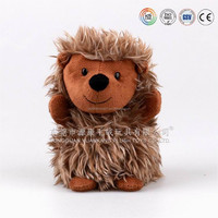 Plush real wild animal furry dolls