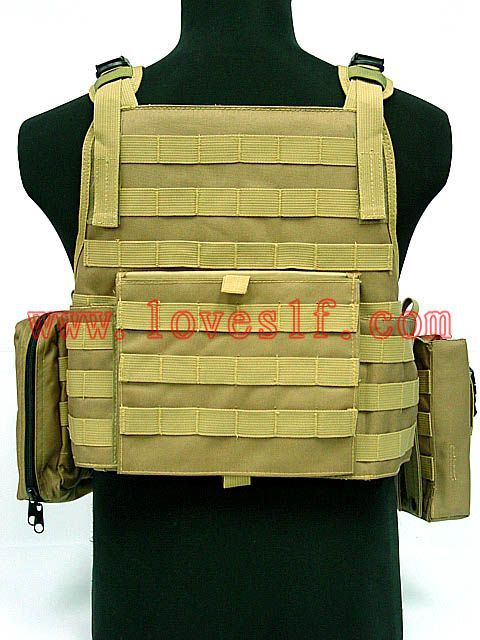 2015 Loveslf latest Military camouflage tactical combat vest/hunting/safety/camouflage/training/high quality vest