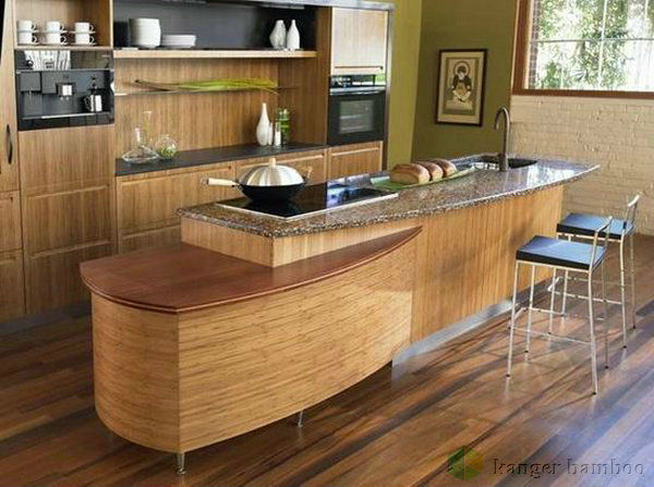carbonized horizontal bamboo resin panels products for furniture making hot sale 2013