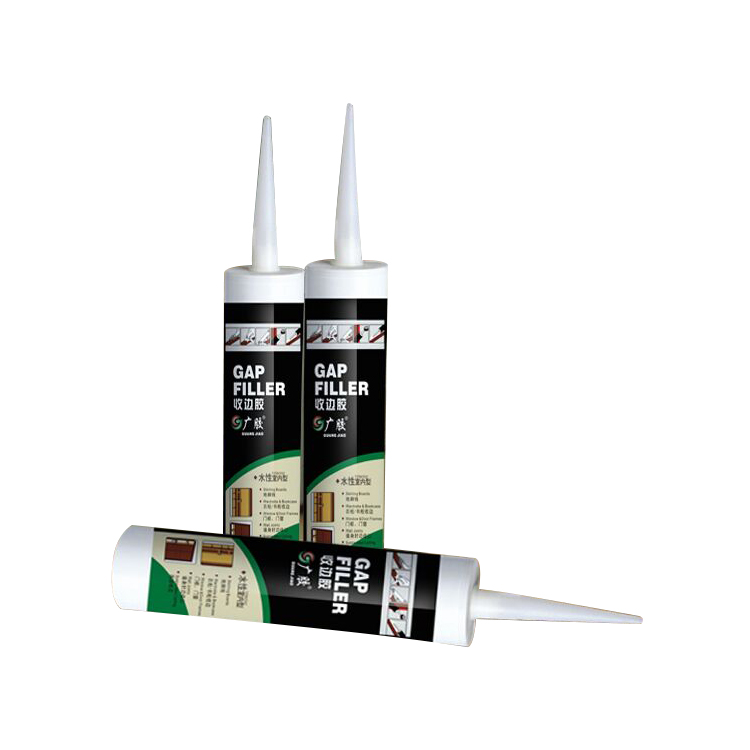 Acetoxy Silicone Sealant Construction Adhesive