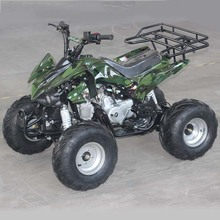 Quad 4x4 diesel 250 cc rubber track for atv