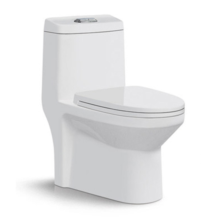 Porcelain China Bathroom Toilet Sanitary Ware One Piece