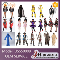 Fancy Halloween Witch Dress Party Cosplay Costumes Bulk China Wholesale
