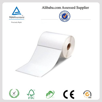 Shipping Label 250 4x6 Direct Thermal Perforated Labels Zebra 2844 Eltron
