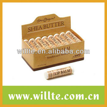 Carboard or Acrylic Lipstick Tester Unit