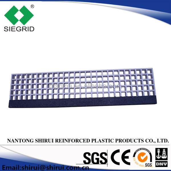 plastic step stairs grating plate