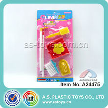 2014 New Design Plastic Clean Tool Toys For Sale