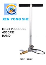 4500PSI 300bar 30mpa high pressure pcp hand operated air pump hand car mini panel air pump