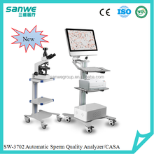 SW-3702 computer assisted semen analysis/sperm analysis machine/semen casa analyzer